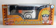 Naruto Konoha (Hidden Leaf Village) Official Headband Forehead Protector Bandai