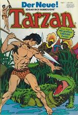 Tarzan, il nuovo 1979/1 (z1), Ehapa