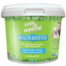 Vets All Natural Health Booster Multivitamin Supplement for Cats & Dogs - 3kg