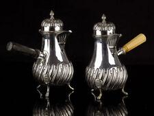 Mappin & Webb Antique Silver Teapots & Sets