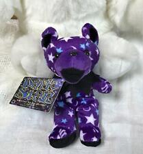 Grateful Dead Bean Bear Collectibles Dark Star 1998 NWT Plush