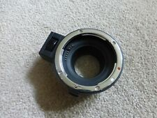 Andoer Auto Focus Lens Adapter for Canon EF/EF-S to EOS M EF-M M2 M3 M6 M10 M50