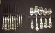 Reed & Barton Hampton Court Sterling Silver 8 Full Place Settings & Bonus Items