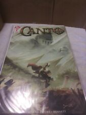 Canto #1 (Second Printing ) (IDW Publishing 2019) Booher Zucker NM