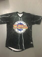 Greensboro Grasshoppers Back To The Future Jersey Size 46 BTTF Marlins