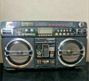LASONIC i-931 Portable radio cassette  Boombox No Box
