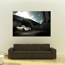 Poster of Subaru WRX STi Giant HD Huge 54x36 Inch Print 137x91 cm