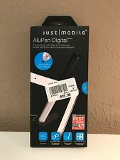 Just Mobile AluPen Digital Stylus for iPod iPad and iPhones (AP-898)