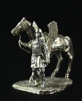 Polish Winged Hussar KIT Tin toy soldier 54 mm. metal