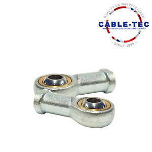 2 X M8 ROSE JOINT ASSY   Cable Tec
