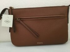 NWT Fossil Gemma Leather CrossBody Messenger Shoulder Bag Small MSRP $98