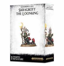 WARHAMMER - GLOOMSPITE GITZ SKRAGROTT THE LOONKING