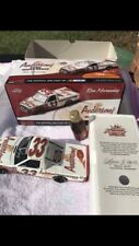 Ron Hornaday 2011 Anderson's Maple Syrup Autographed Truck 1:24 Diecast New COA