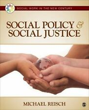 Social Policy and Social Justice (Michael Reisch, 2014) 1st edition