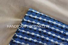 5 Yard Hand Block Print Handmade Cotton Indian Natural Sanganeri Print Fabric6.
