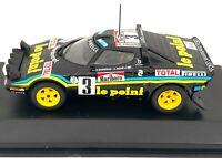 Rare Marlboro 1:43 Scale Minichamps Lancia Stratos Rally Car - B Damiche 1980