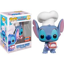 Disney Lilo & Stitch #978 Stitch As Baker - 2020 NYCC Limited Edition Funko POP!