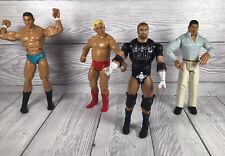 WWE Evolution Figures Bundle Ric Flair Randy Orton Triple H Batista Wrestling