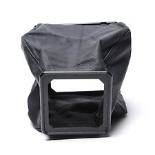Genuine Leather Wide Angle Bellows Bag For Linhof Technikardan S45 4x5 Camera Ne