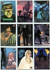 "Topps Universal Monsters 11 Card "" Frankenstein "" Set 1994"