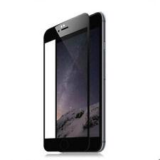 PELLICOLA VETRO IPHONE 7 e 8 NERO TEMPERATO 3D PROTEZIONE COMPLETA INTEGRALE
