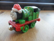 Take Along n play Thomas Tank & Friends - CHRISTMAS PERCY - POST DISCOUNTS!!