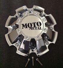 Moto Metal 962 CHROME Center Cap for 18x10 20x10 20x12 MO962 Rims M793CHROME
