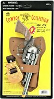 Big Tex Cowboy Collection Cap Gun Pistol and Holster Set Parris Manufacturing