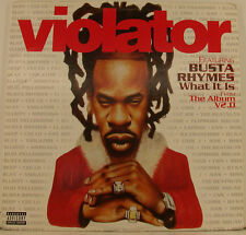 """Violator Featuring Busta Rhymes What Is It From The Album v2.0 12 """" Maxi (I63)"""