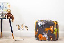 Africa Childrens Kids Beanbag Bean Bag Seat Play Room Bedroom Toddler Furniture