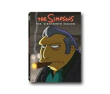 The Simpsons: The Complete Season 18 Boxset DVD. Brand New!!! Free Shipping!