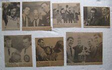7 newspaper clippings (photos) PENN STATE FOOTBALL