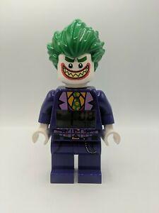 2017 Lego The Batman Movie The Joker Alarm Clock DC Comics