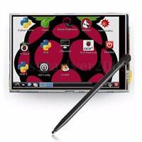 3.5 LCD Touch Screen Display Module Board For Raspberry Pi A+B B+ 2B 3B Zero HO