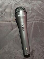 Samson Handheld Dynamic Microphone (Black)