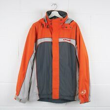 Vintage O'NEILL Launch Series Orange Jacket Size Mens Medium /R43025