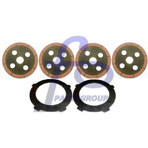 Brake Brake Discs Plates T1060-28200 TD170-28200 For Kubota L245 L295 L355 L2501