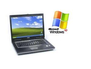 Windows XP Laptop Intel processor 1GB Ram 60GB HDD DVD Drive Wifi,Ready to use