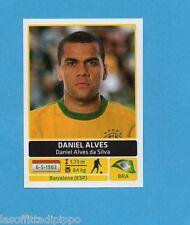 COPA AMERICA 2011 ARGENTINA-Figurina n.117- DANIEL ALVES -BRASILE-NEW BLACK
