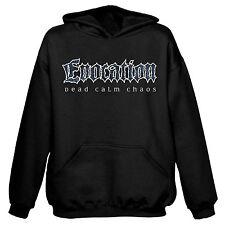 EVOCATION - Dead Calm Chaos - Kapuzenpulli Hooded Sweater - Größe Size L - Neu
