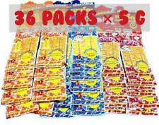 5g x 36 PCS. BENTO SQUID SEAFOOD SNACK FLAVOR SWEET SPICY LOW FAT THAI FOOD