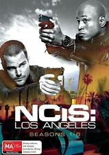 NCIS Los Angeles The complete Season 1, 2, 3, 4, 5 & 6 DVD box set New Sealed R4