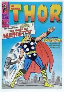 Thor Nr. 7  gut / Z: 2 Marvel - Williams Verlag ab 1974
