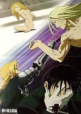 Fullmetal Alchemist / Sengoku Basara Poster official anime promo