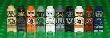 LEGO Star Wars Microfigs - Set of 10 - Micro Fig / Microfig