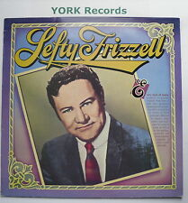 LEFTY FRIZZELL - CBS Historic Edition - Excellent Condition LP Record CBS 25017
