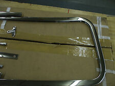 1939-46 Chevy & GMC truck NEW chrome PLATED windshield frame L@@@@@@@K