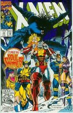 X-Men (2nd series) # 17 (Andy Kubert) (USA, 1993)