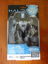 Halo Mega Bloks UNSC Active-Camo Spartan Collector's Edition NIB 29764