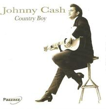 CD album - JOHNNY CASH - COUNTRY BOY    - COUNTRY / POP
